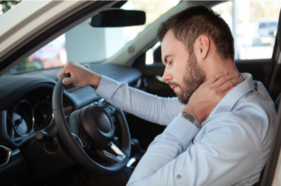 Rideshare Drivers Report Acute Musculoskeletal Pain, Study Finds