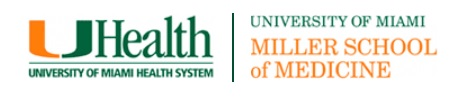 UHealth System and Miller School of Medicine